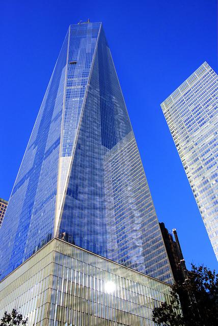 NYの高層ビル